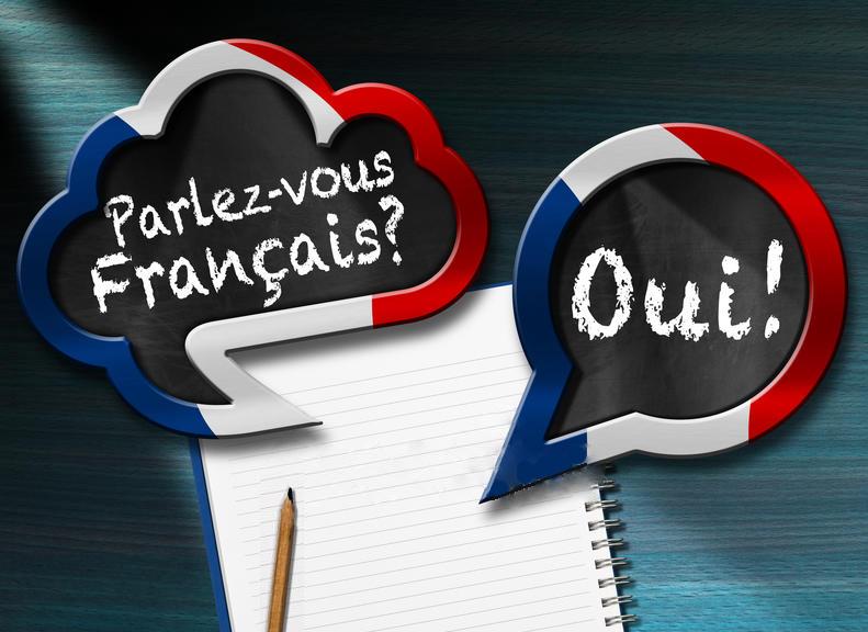 Французька мова: мова Парижу, Луїзіани та Мадагаскару