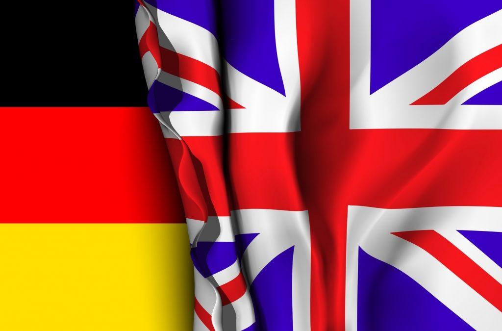 (Українська) Германські мови – мови британців, скандинавців та німців
