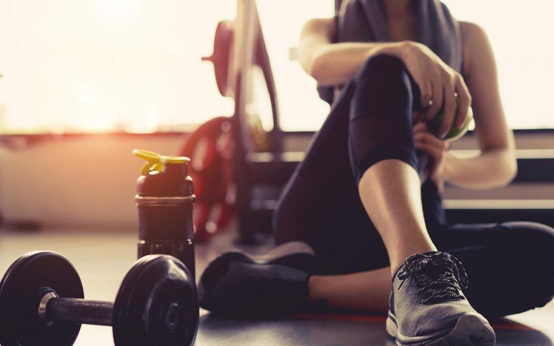 Keep fit: англійська для спортзалу