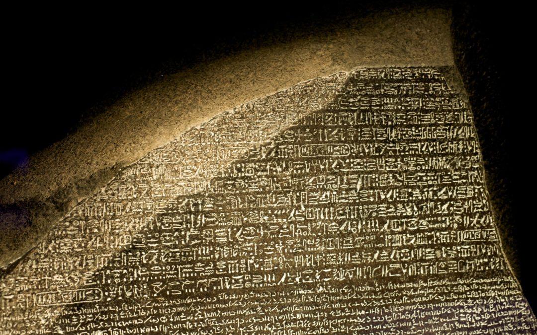 Мова малюнків: загадка єгипетських ієрогліфів