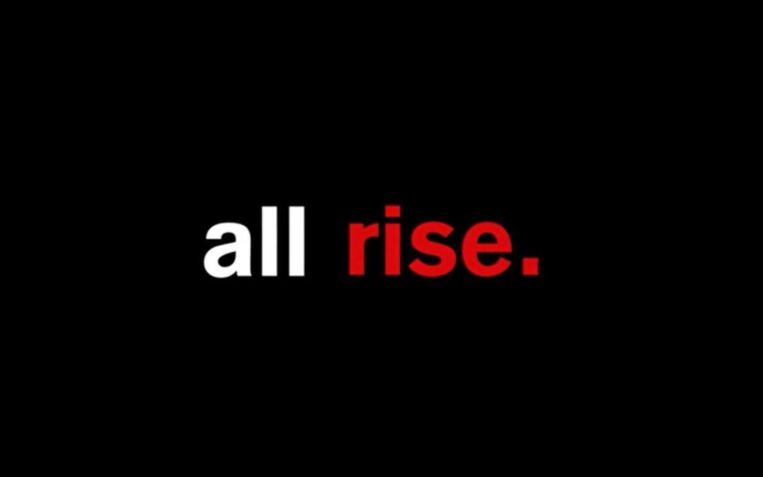 Англійська і серіали: «All rise»