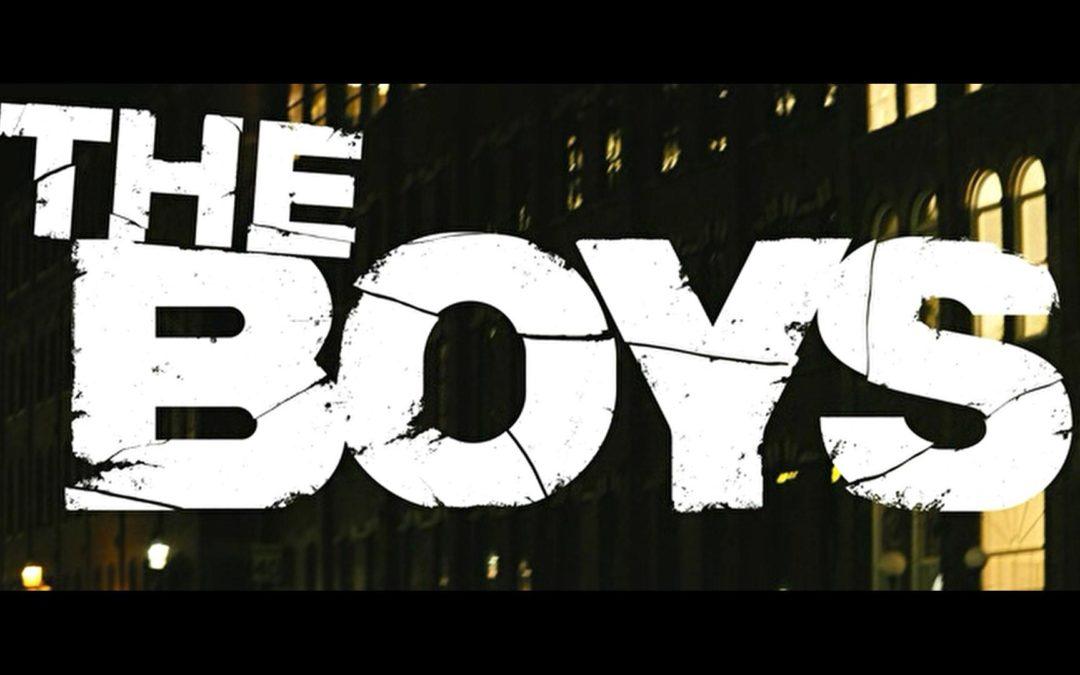 Англійська та серіали: The Boys