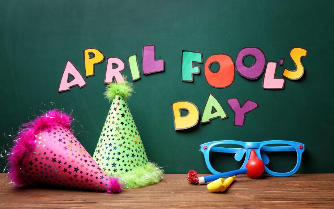 1 квітня – April Fools' day: історія та звичаї