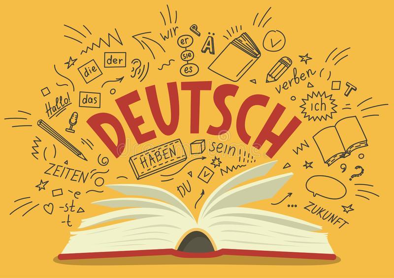 Німецька мова: Основи.